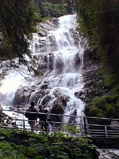 the Dunden falls
