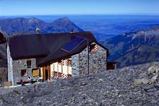 Example of Mountain hut
